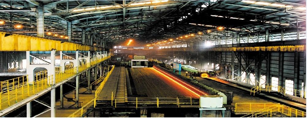 Nhà máy cán thép 2