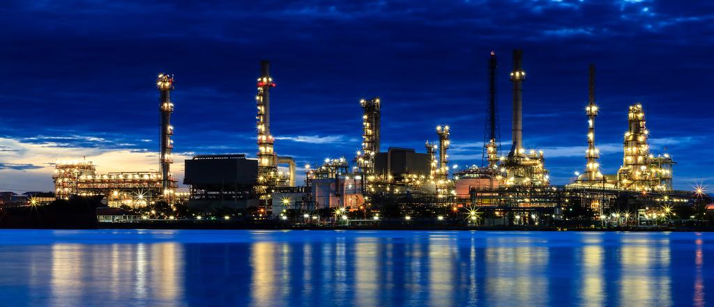 Nhà máy lọc dầu 2