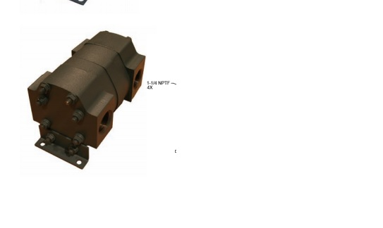 Bộ Chia Dầu Thủy Lực Power Hydraulic