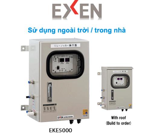 Bảng điều khiển bộ gõ khí nén EKE5000
