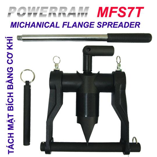 Bộ tách mặt bích bằng cơ khí MFS7T