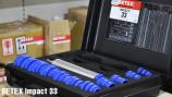 Bộ dụng cụ đóng vòng bi BEGA BETEX IMPACT 33