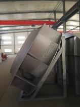 Cánh quạt lò nung , quạt nghiền than , nghiền liệu trong nhà máy xi măng .