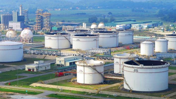 Nhà máy lọc dầu
